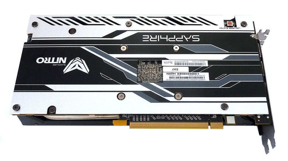 Review: Sapphire Radeon RX 480 Nitro 4GB and 8GB OC