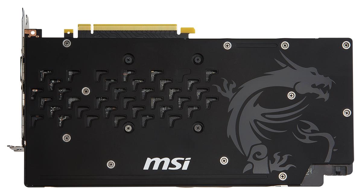 Review: MSI GeForce GTX 1060 Gaming X - Graphics - HEXUS net
