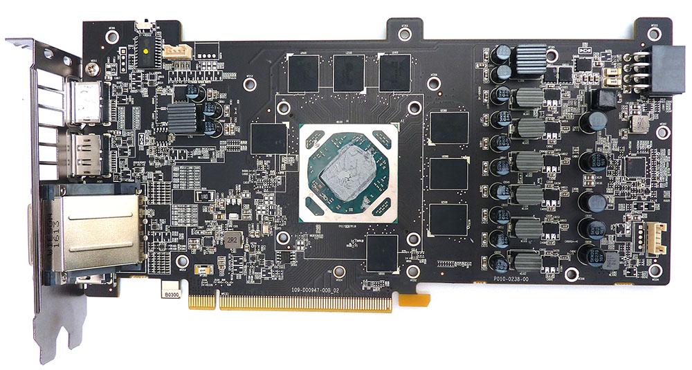 Review: Sapphire Radeon RX 480 Nitro 4GB and 8GB OC - Graphics