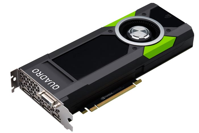 Nvidia launches Quadro P6000 and P5000 at SIGGRAPH