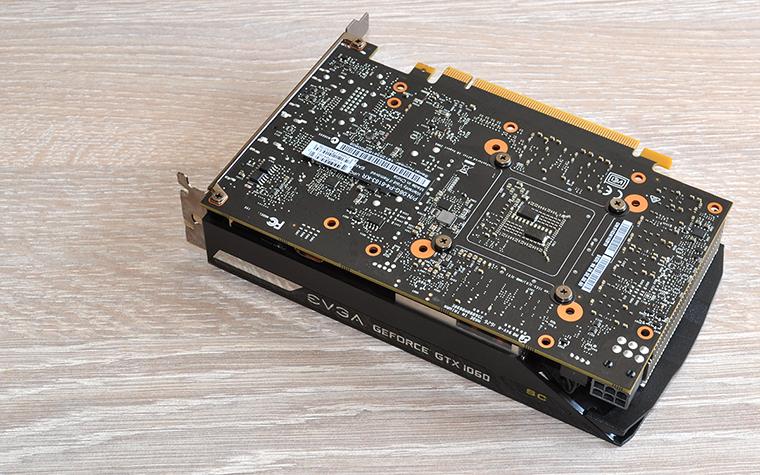EVGA Geforce GTX 1060 6GB SSC Graphics Card GPU Nvidia w// Box