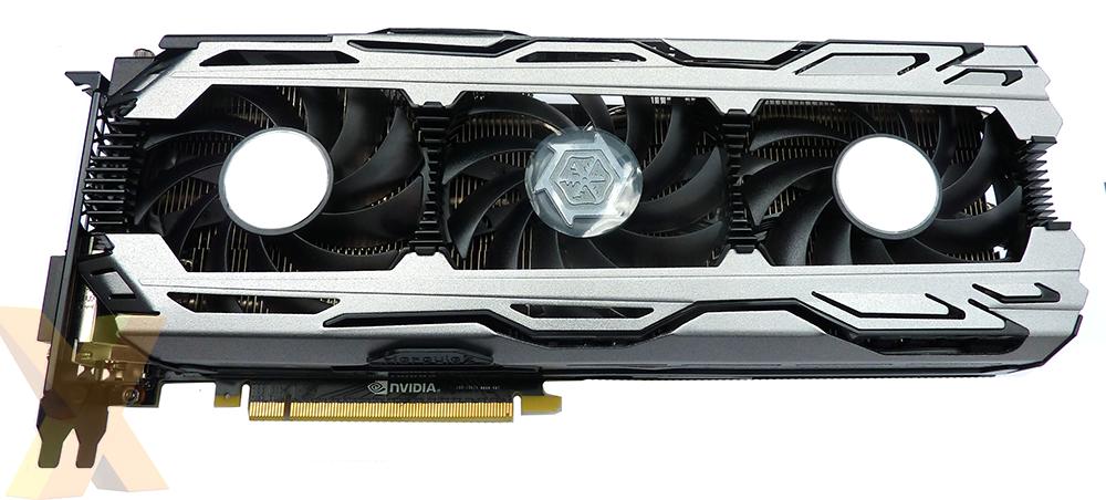 Review: Inno3D GeForce GTX 1060 iChiLL X3 - Graphics - HEXUS net