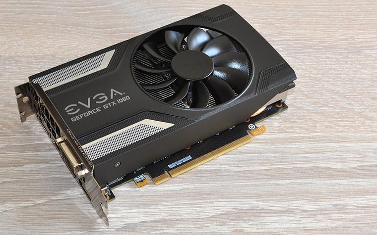 Review: EVGA GeForce GTX 1060 SC Gaming - Graphics - HEXUS net
