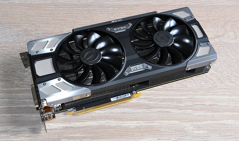 Review: EVGA GeForce GTX 1070 FTW Gaming ACX 3 0 - Graphics