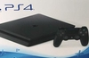 Sony PlayStation 4 Slim, updated console pictured