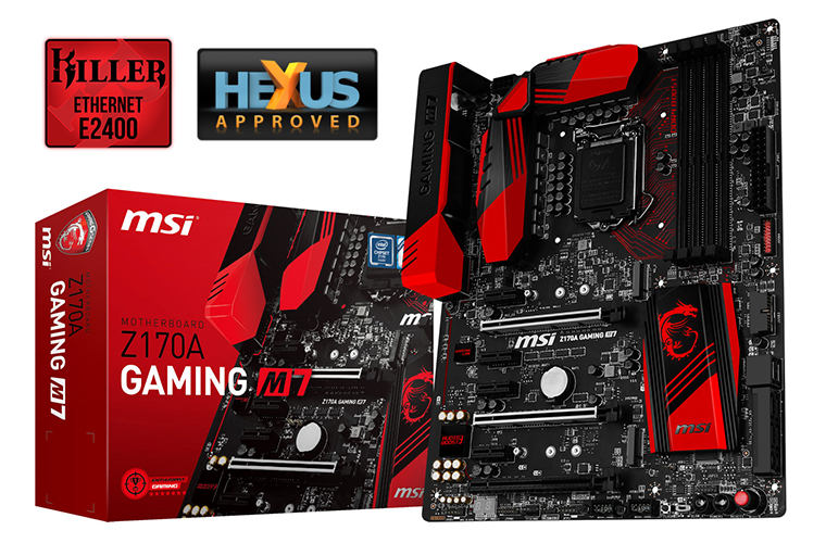Win 1 of 10 Killer-optimised gaming motherboards - Mainboard