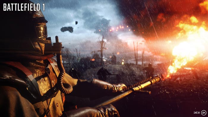 Explore the Battlefield 1 Gameplay with a Weapons Featurette