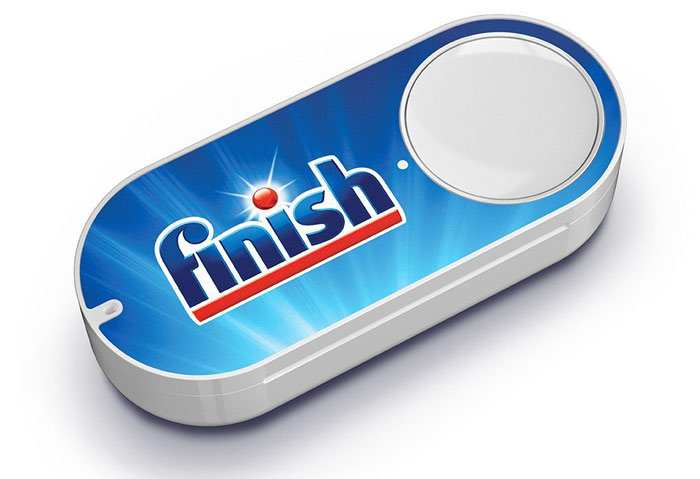 Amazon Dash Button Now Also Available in Germany