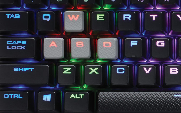 Corsair launches LUX mechanical keyboard range - Peripherals
