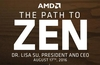 <span class='highlighted'>AMD</span> provides a first glance at Zen Summit Ridge performance
