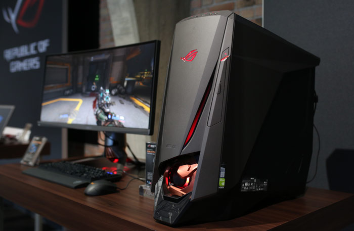 Asus Rog Shows Off New Pc Gaming Gear At Ifa Systems