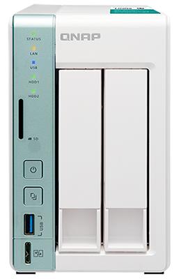 Review: Qnap TS-251A - Network - HEXUS net