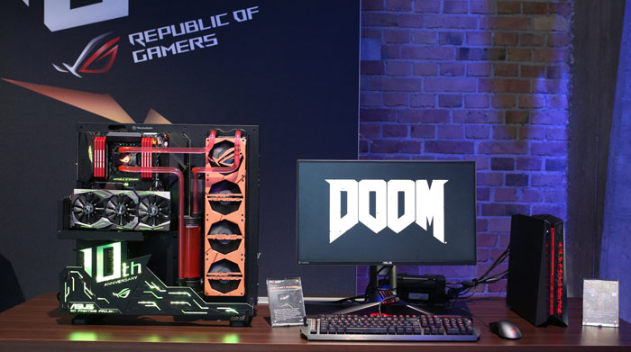 Asus ROG shows off new PC gaming gear at IFA - Systems