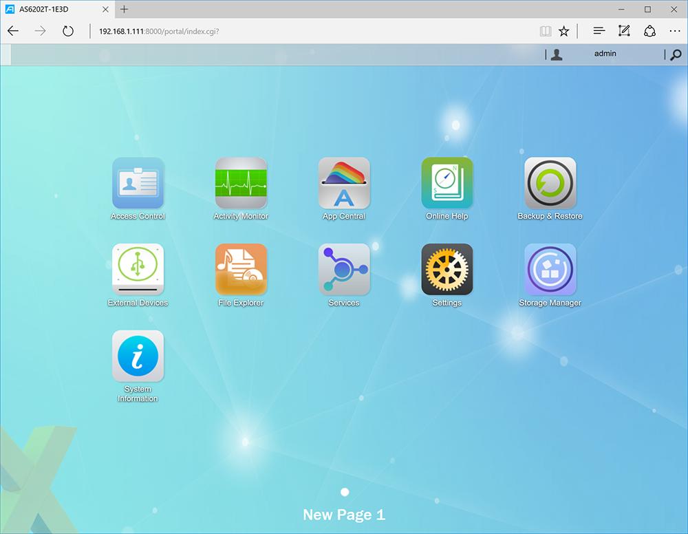 Review: Asustor AS6202T - Network - HEXUS net