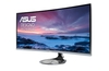 Asus Designo Curve MX34VQ Ultra-Wide QHD monitor launched