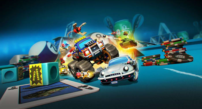 Micro Machines World Series Arrives On Windows 10 In April Pc