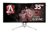 AOC AGON AG352UCG 35-inch curved G-Sync monitor launched