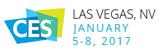 CES 2017, Las Vegas, USA