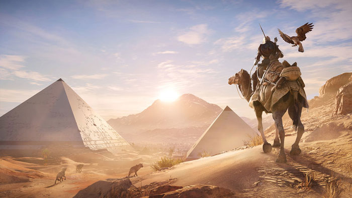 The Brotherhood Begins in the Launch Trailer for Assassin's Creed: Origins