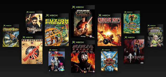 Xbox One Compatible Original Xbox Games List Leaks Xbox News