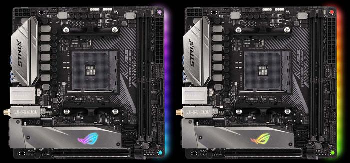 Asus ROG announces pair of Mini-ITX Ryzen motherboards - Mainboard