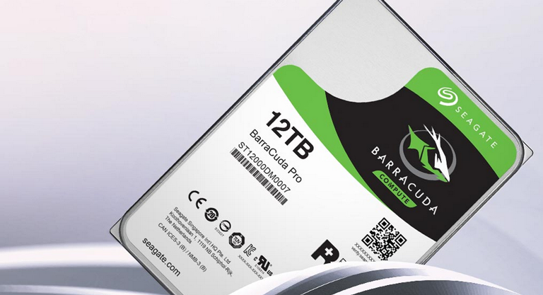 Seagate Releases Mammoth New Hard Drives
