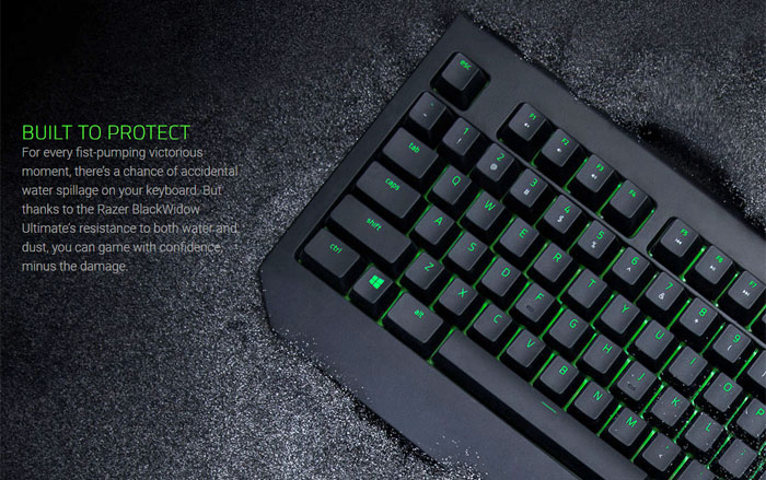 e7e39f21fa5 For those not familiar with the BlackWidow Ultimate Mechanical Gaming  Keyboard its key tech specs include the following: