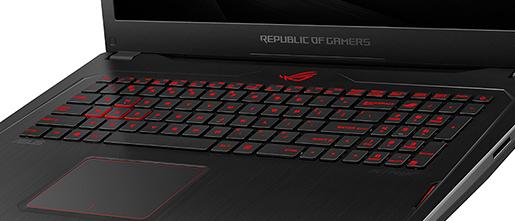 Review: Asus ROG Strix GL702ZC - Laptop - HEXUS net - Page 2
