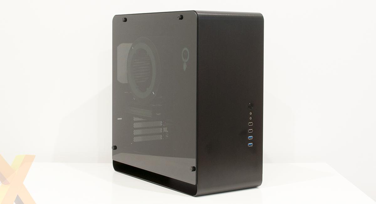 Review: Quiet PC Nofan A890S Silent Desktop - Systems