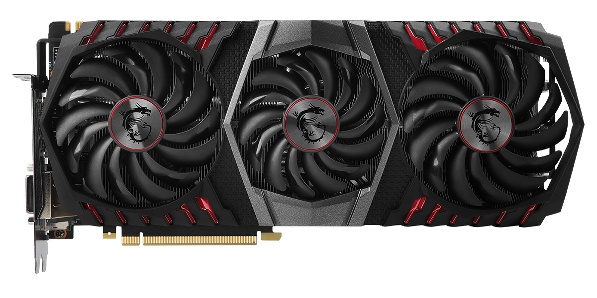 Review: MSI GeForce GTX 1080 Ti Gaming X Trio - Graphics