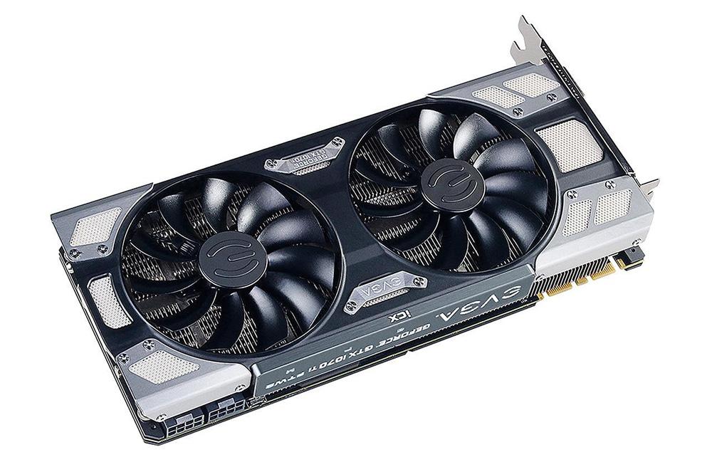 Review: EVGA GeForce GTX 1070 Ti FTW2 Gaming - Graphics - HEXUS net