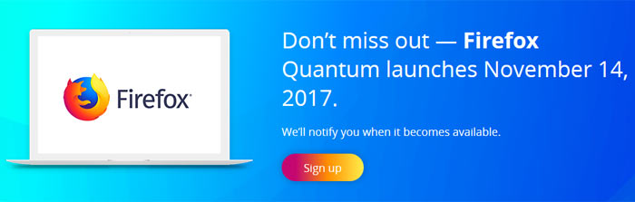 Mozilla Firefox Quantum is released today - Software - News