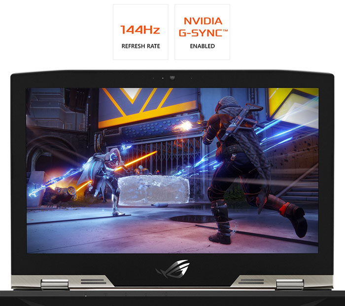 Asus ROG G703 laptop with 17 3-inch 144Hz display unleashed - Laptop