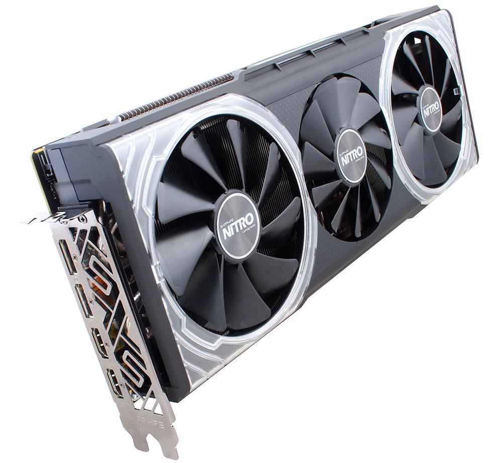 Review Sapphire Radeon Rx Vega 64 Nitro Graphics
