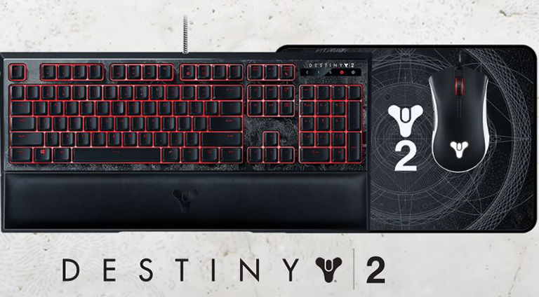 Day 21: Win a Razer Destiny 2 gaming bundle - Peripherals