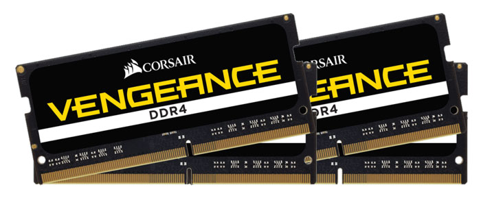 Corsair claims 32GB DDR4 SODIMM kit 4GHz world record - RAM