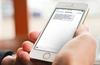 Text messaging turns 25