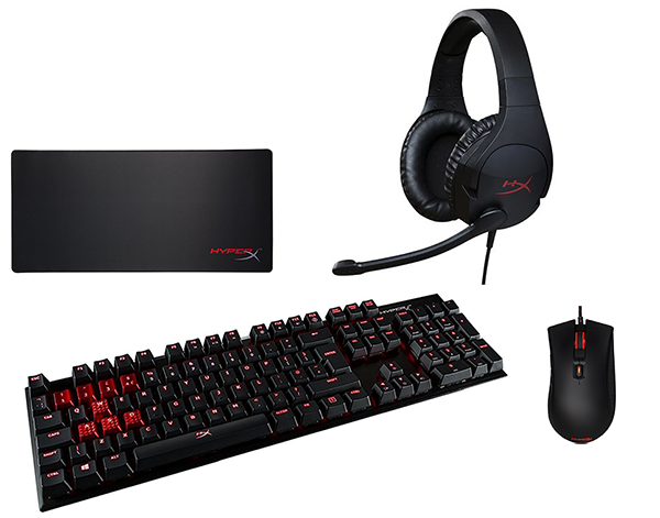 Gaming Gear Bundle