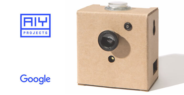 Google AIY Vision Kit launched: make devices that see