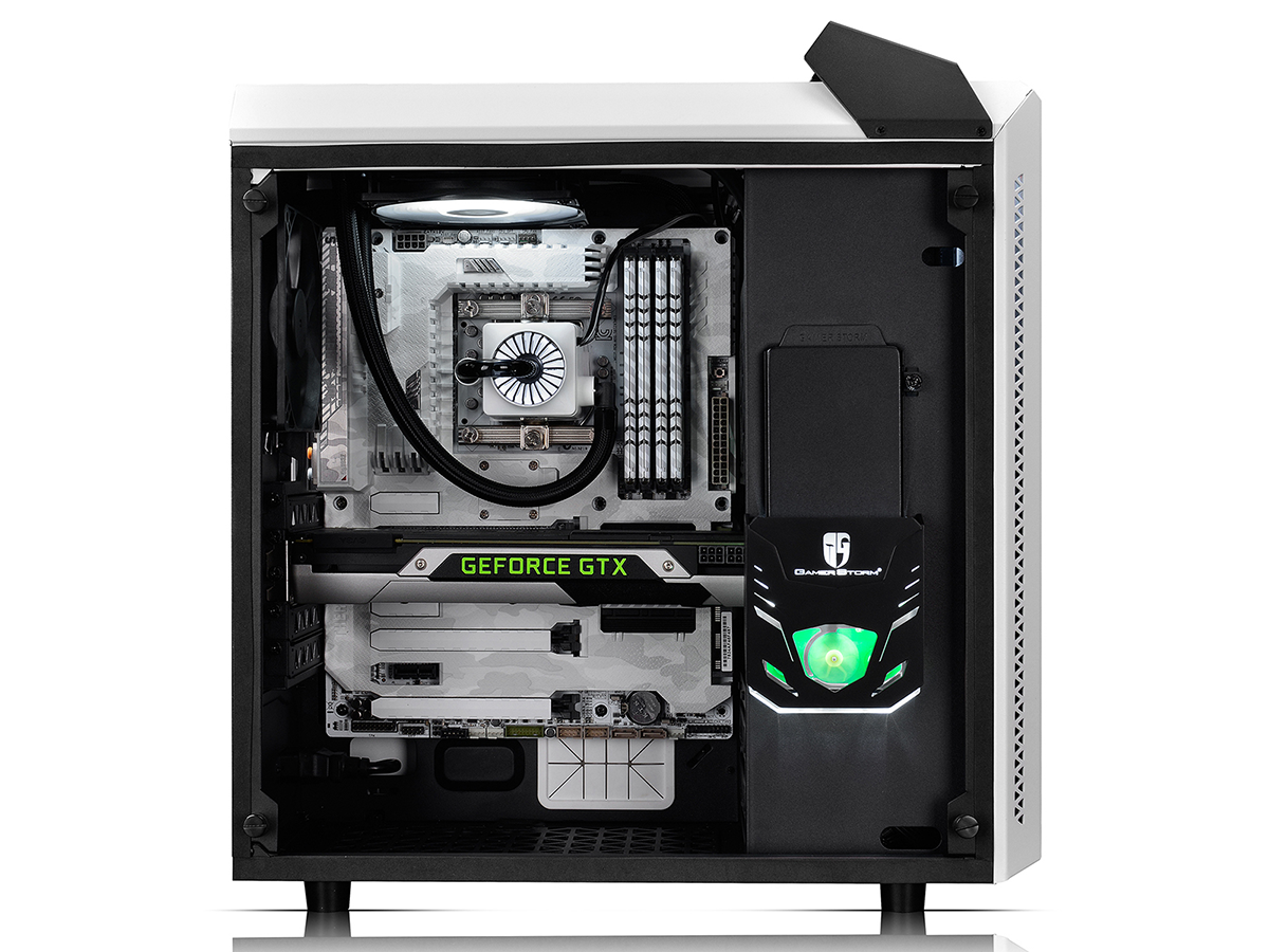 Review: Deepcool Gamer Storm Baronkase Liquid - Chassis - HEXUS.net - Page 3
