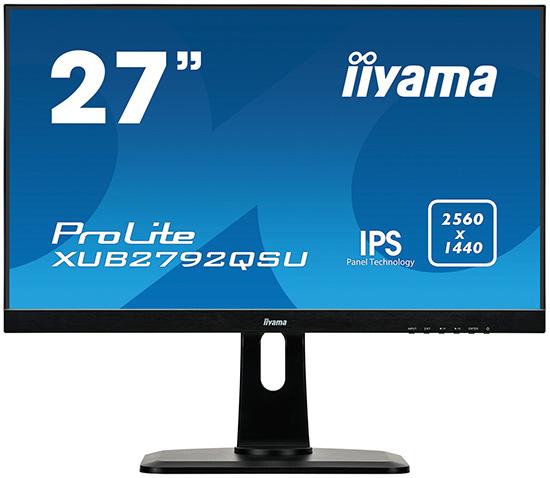 Hexus: Win a 27in iiyama Monitor