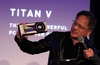 Nvidia launches Titan V (Volta GV100) graphics card
