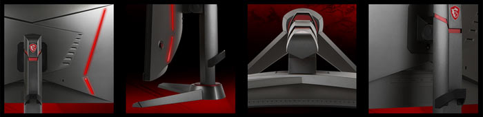 MSI launches Optix MAG series curved gaming monitors