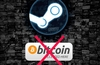 Valve removes Bitcoin payment option from Steam