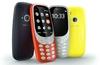 Nokia 3310 re-introduced as a colourful curvy candy bar phone