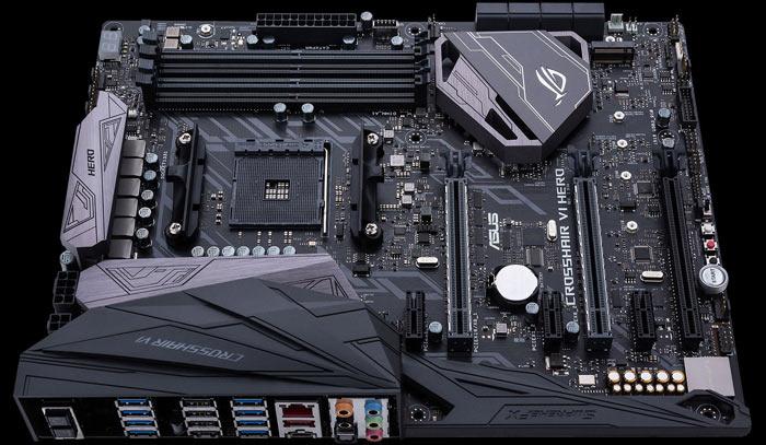 asus details quartet of amd am4 ryzen motherboards mainboard rh hexus net Asus Laptop Motherboard Asus Laptop Motherboard