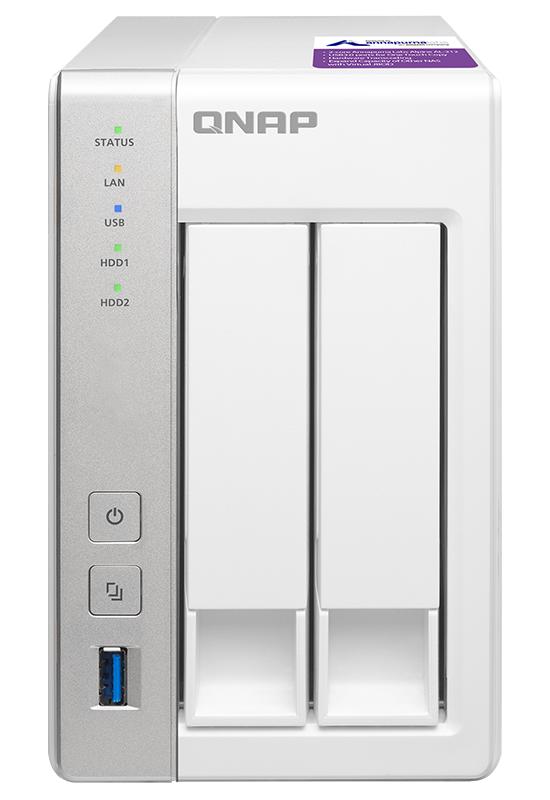 Review: Qnap TS-231P - Storage - HEXUS.net