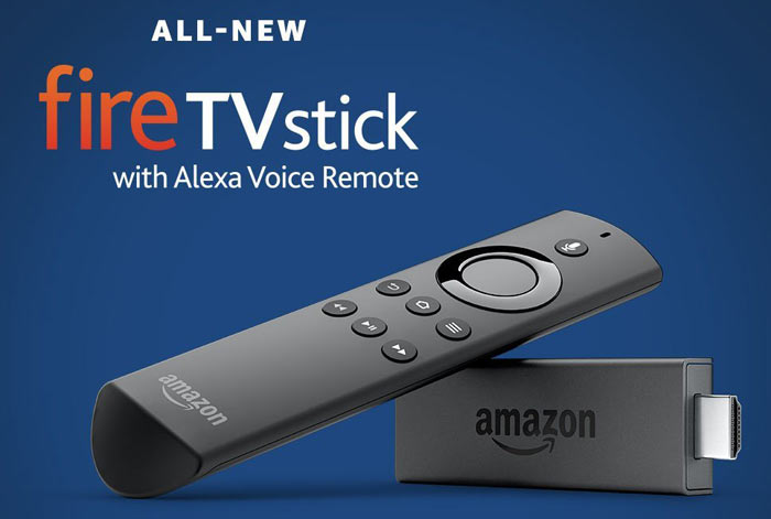 Amazon Fire TV Stick with Alexa Voice Remote has faster SoC ...