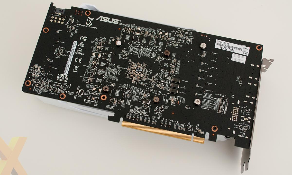 Review: Asus Radeon RX 480 Dual OC 4GB - Graphics - HEXUS net