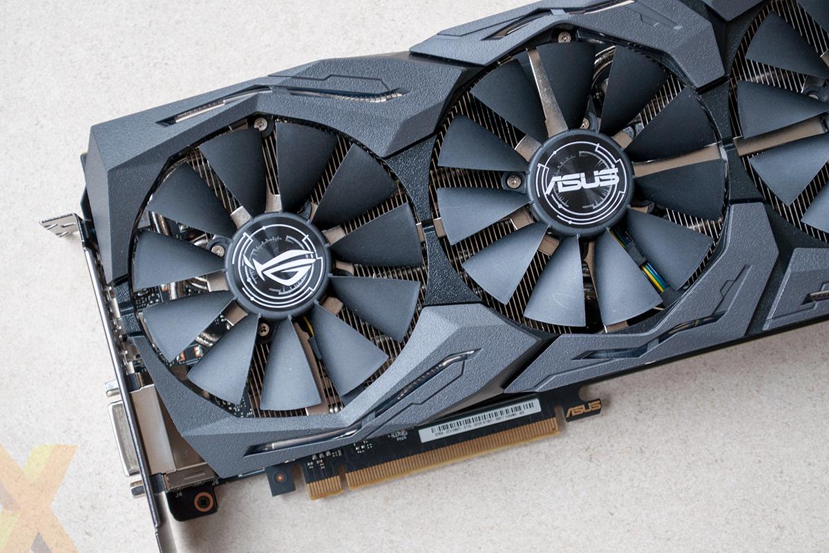 Review: Asus ROG Strix GeForce GTX 1080 Ti OC - Graphics - HEXUS net
